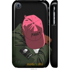 Чехол на iPhone 3Gs De yeezy brand