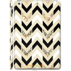 Чехол на iPad 5 (Air) Шеврон 10