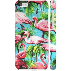 Чехол на iPhone 5c Tropical background