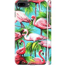 Чехол на iPhone 8 Plus Tropical background