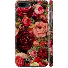 Чехол на iPhone 8 Plus Прекрасные розы
