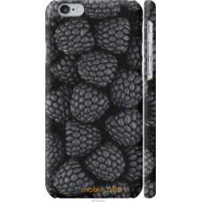 Чехол на iPhone 6s Черная ежевика