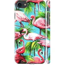 Чехол на iPhone 7 Tropical background