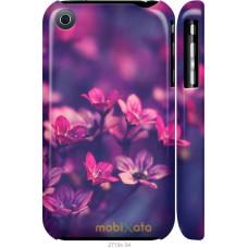 Чехол на iPhone 3Gs Весенние цветочки