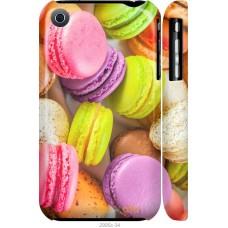 Чехол на iPhone 3Gs Вкусные макаруны