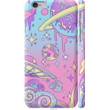 Чехол на iPhone 6 'Розовый космос