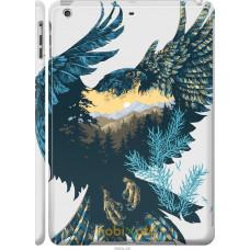 Чехол на iPad 5 (Air) Арт-орел на фоне природы