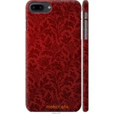 Чехол на iPhone 8 Plus Чехол цвета бордо