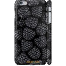 Чехол на iPhone 6 Plus Черная ежевика
