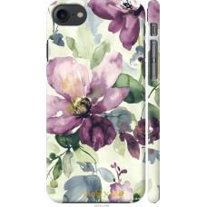 Чехол на iPhone 8 Акварель цветы