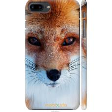 Чехол на iPhone 8 Plus Рыжая лисица