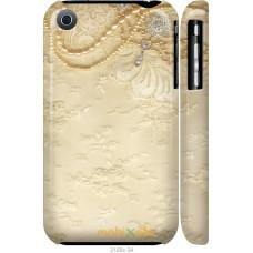 Чехол на iPhone 3Gs 'Мягкий орнамент
