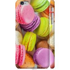 Чехол на iPhone 6 Plus Вкусные макаруны