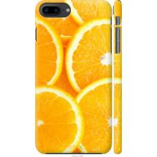 Чехол на iPhone 8 Plus Апельсинки