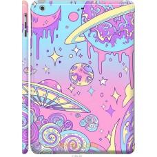 Чехол на iPad 5 (Air) 'Розовый космос