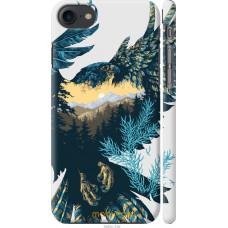 Чехол на iPhone 8 Арт-орел на фоне природы