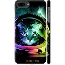 Чехол на iPhone 7 Plus Кот космонавт