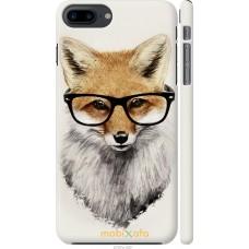 Чехол на iPhone 7 Plus 'Ученый лис