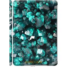 Чехол на iPad 5 (Air) Кристаллы 2