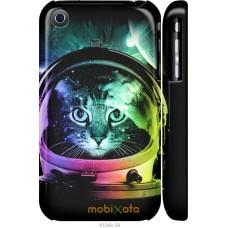 Чехол на iPhone 3Gs Кот космонавт