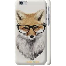 Чехол на iPhone 6 'Ученый лис