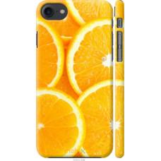 Чехол на iPhone 7 Апельсинки
