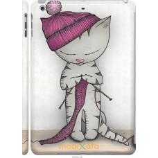 Чехол на iPad 5 (Air) Кошка рукодельница