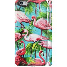 Чехол на iPhone 6s Plus Tropical background