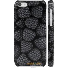Чехол на iPhone 5c Черная ежевика