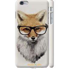 Чехол на iPhone 6 Plus 'Ученый лис