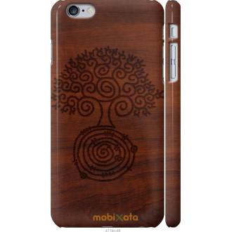 Чехол на iPhone 6s Plus Узор дерева