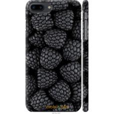 Чехол на iPhone 8 Plus Черная ежевика