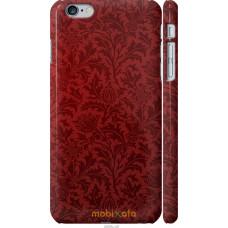 Чехол на iPhone 6s Plus Чехол цвета бордо