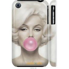 Чехол на iPhone 3Gs Мэрлин Монро