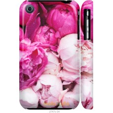 Чехол на iPhone 3Gs Розовые цветы