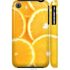 Чехол на iPhone 3Gs Апельсинки