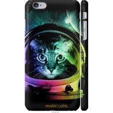 Чехол на iPhone 6s Plus Кот космонавт