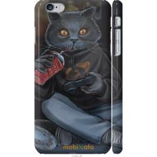 Чехол на iPhone 6s Plus gamer cat