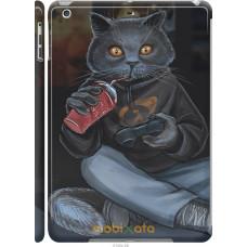 Чехол на iPad 5 (Air) gamer cat