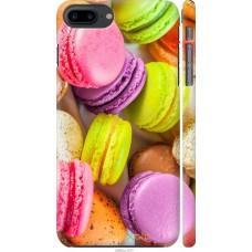 Чехол на iPhone 8 Plus Вкусные макаруны
