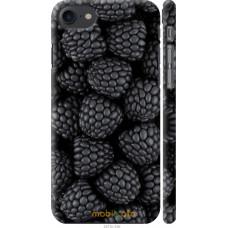 Чехол на iPhone 7 Черная ежевика