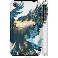 Чехол на iPhone 3Gs Арт-орел на фоне природы