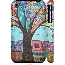 Чехол на iPhone 3Gs Арт-дерево