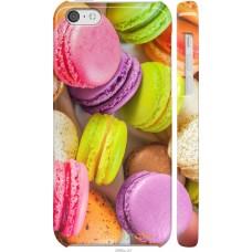 Чехол на iPhone 5c Вкусные макаруны