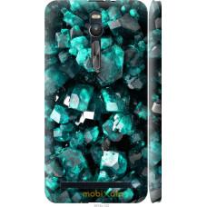Чехол на Asus Zenfone 2 ZE551ML Кристаллы 2