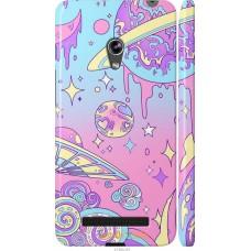 Чехол на Asus Zenfone 5 'Розовый космос