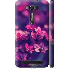 Чехол на Asus ZenFone 2 Laser ZE500KL Весенние цветочки
