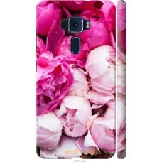Чехол на Asus Zenfone 3 ZE520KL Розовые цветы