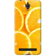 Чехол на Asus ZenFone Go ZC451TG Апельсинки