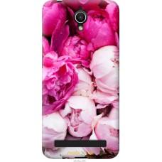 Чехол на Asus ZenFone Go ZC451TG Розовые цветы